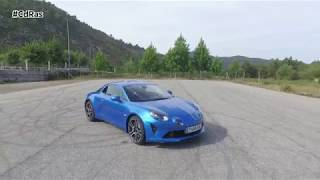 TEST DINÁMICO ALPINE A 110 PREMIERE EDITION (Unidad 1273) HIGHLIGHTS & ACTIONS | By #CdRas