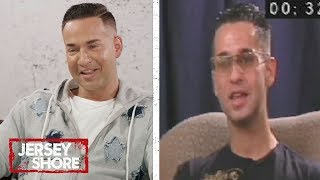 Jersey Shore Cast Reacts To The Situation's OG Casting Tape | Jersey Shore: Family Vacation | MTV