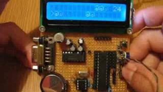 ATMega8 LCD Game