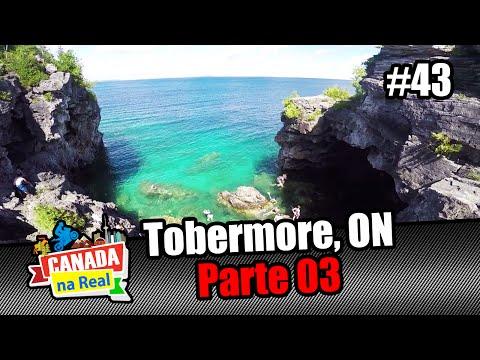 O lugar mais lindo do Canada - Parte 03   CANADA NA REAL