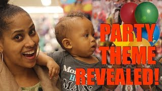 Birthday Party Theme REVEALED! | CK3 FAMILY VLOGGERS