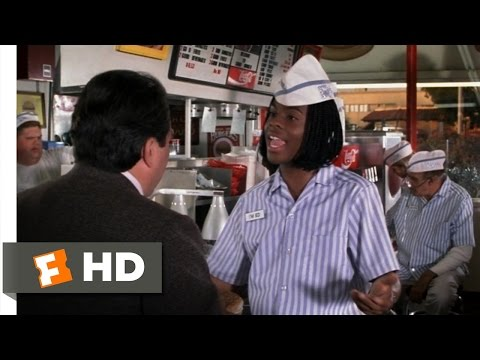 Good Burger (2/9) Movie CLIP - Nothing Is Something (1997) HD