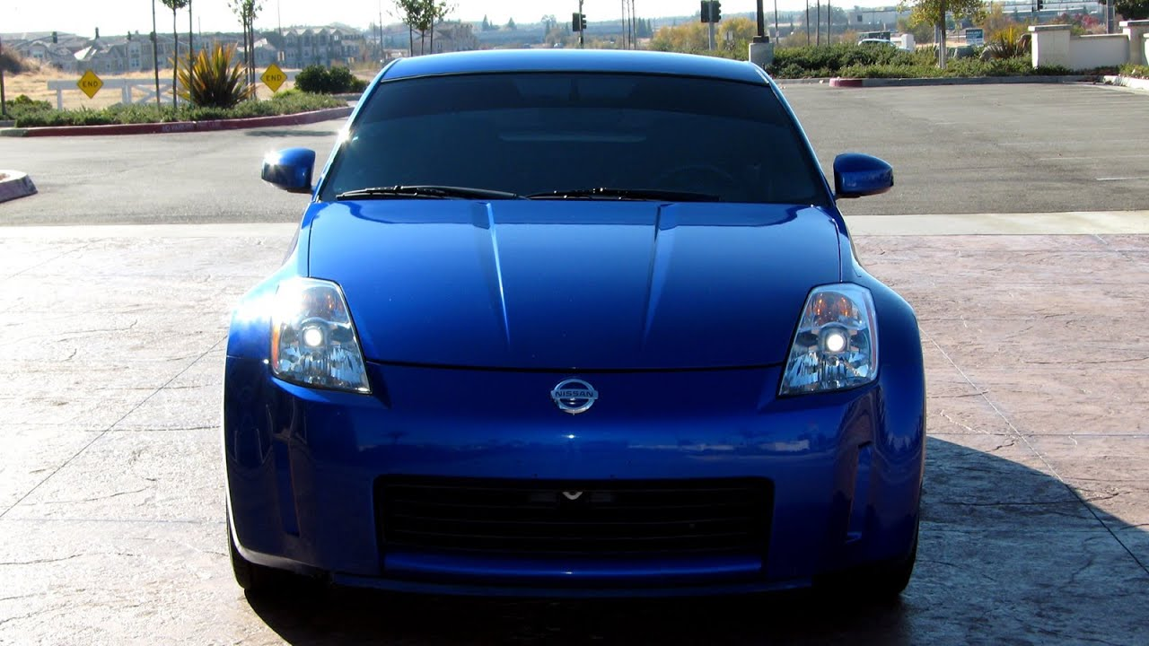 Maxresdefault on Nissan 350z