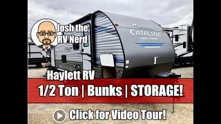 Late 2019/Early 2020 Coachmen Catalina Legacy 273BHS Travel Trailer