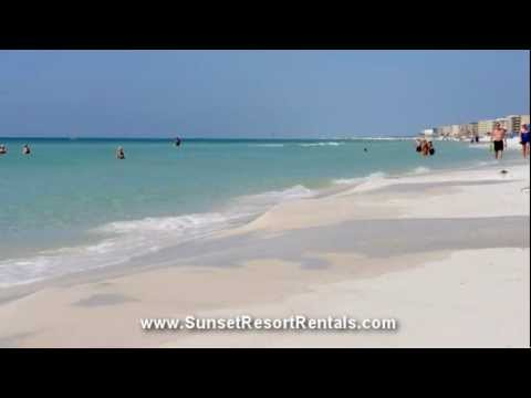 Beautiful Beaches of Okaloosa Island, Fort Walton Beach, & Destin, Florida