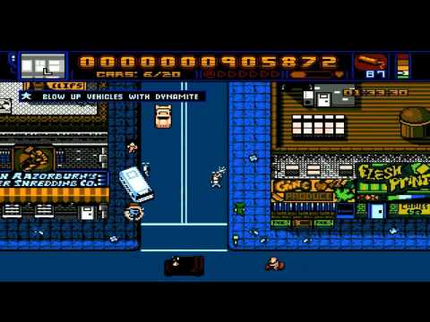 Retro City Rampage PC 1080P HD Playthrough - PT. 30