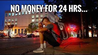 24 HRS. IN DOWNTOWN AUSTIN WITH NO MONEY!