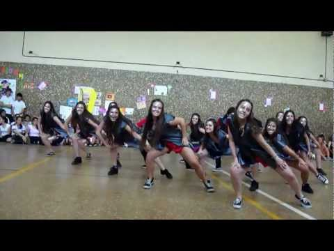Coreografía Pump It - Black Eyed Peas (hd) video