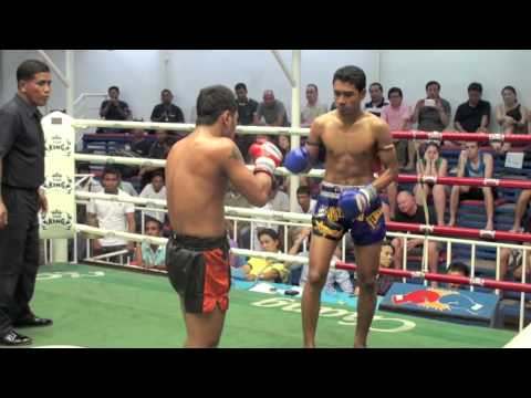 Ritt Tiger Muay Thai vs Kompech Emyooden @ Bangla Thai Boxing Stadium 9/11/12