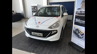 The All New Hyundai Santro 2018 (New body, New face) review
