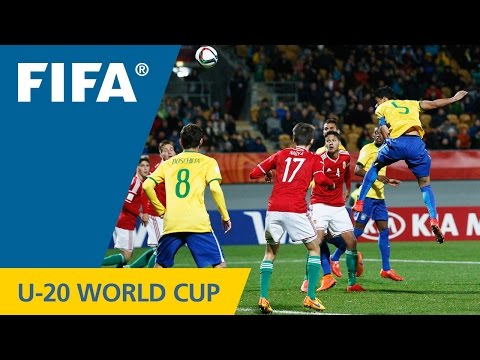 Hungary v. Brazil - Match Highlights FIFA U-20 World Cup New Zealand 2015