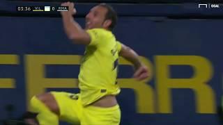 Highlights: Villarreal 2-2 Real Madrid   Vng 17 La Liga