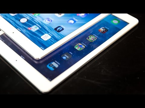 Tested In-Depth: Apple iPad Air 2
