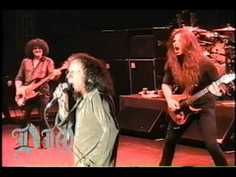 DIO (Live) on Robbs MetalWorks