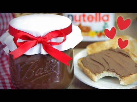 CÓMO HACER NUTELLA - SÚPER FÁCIL | DACOSTA'S BAKERY thumbnail