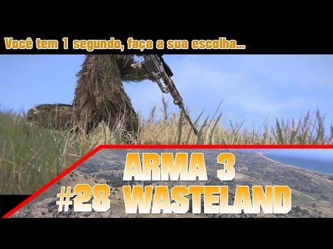 Arma 3 Wasteland #28 - Uma ajuda inesperada