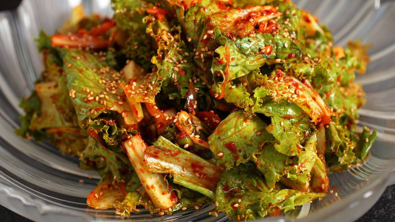 Салаты по корейски из всех овощей с