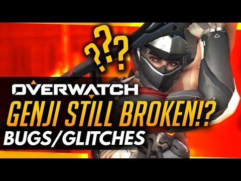Overwatch | Genji Is STILL BROKEN!