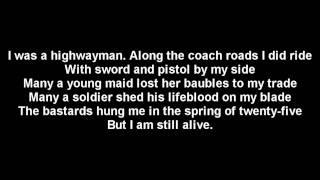 Watch Johnny Cash Highwayman video
