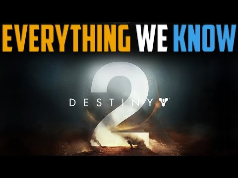 Destiny 2 | Everything We Know So Far [April 2017]