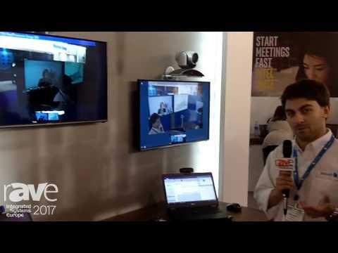 ISE 2017: StarLeaf Demos Skype for Business Interoperability Solution