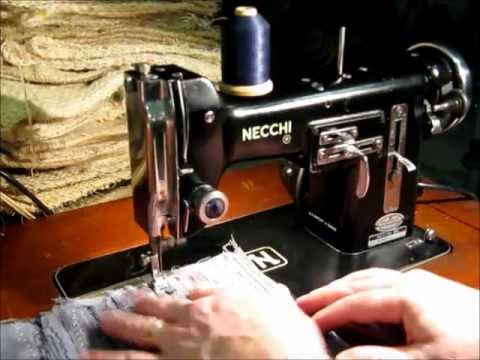 Antiquenecchiseriemirasewingmachine In Jereclemengithub New Necchi Bf Mira Sewing Machine