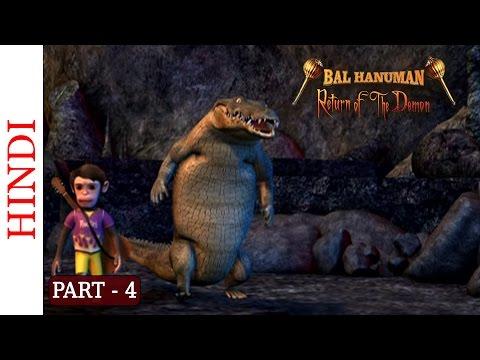 Bal Hanuman - Return Of The Demon - Part 4 Of 5 - Hindi Animated Story video
