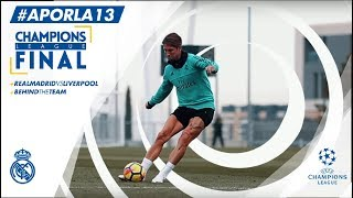 Real Madrid train to WIN | Champions League Final