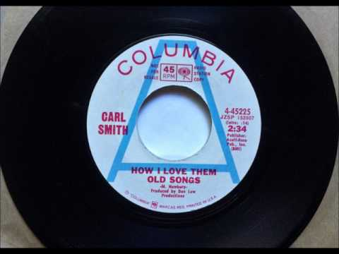Gene Vincent - How I Love Them Old Songs (Rec. 1970)