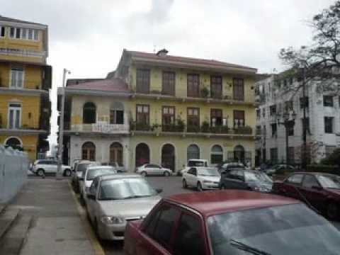 CASCO ANTIGUO, OLD PANAMA TOUR VIDEO 3 BY VILLA MICHELLE A TRAVEL GUIDE IN PANAMA