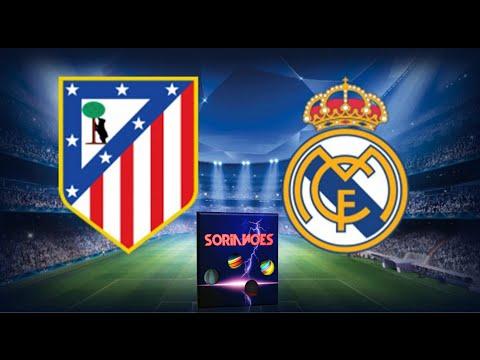Atlético Madrid vs Real Madrid 0:0 Full Match Highlights - Champions League 2015