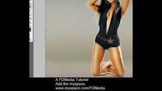 Adobe Photoshop (Model Touch Up Tutorials)