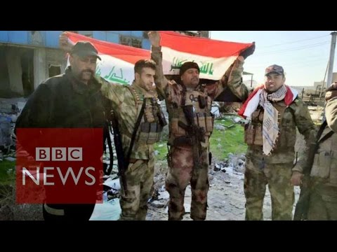 Iraq declares Ramadi liberated from Islamic State - BBC News