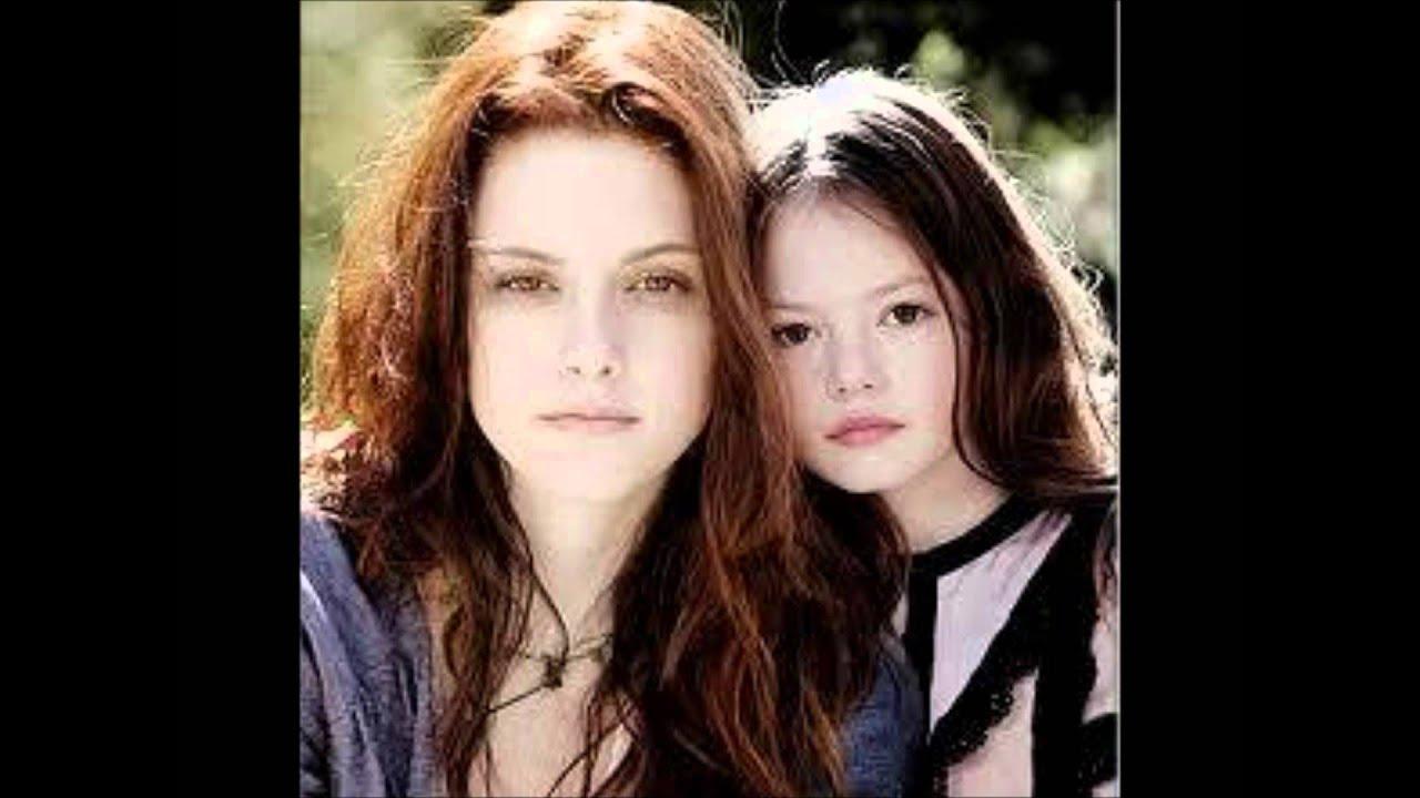 Renesmee Cullen With Jacob Renesmee Carlie Cullen