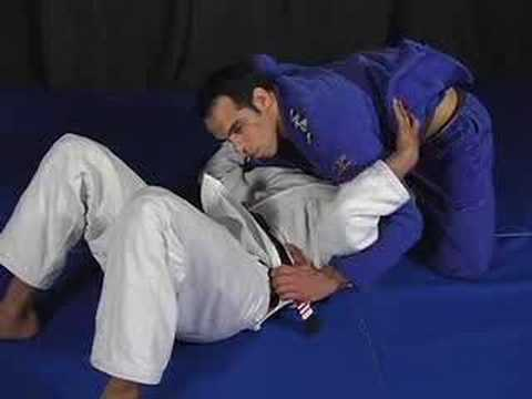 bjj north south escape Image 1
