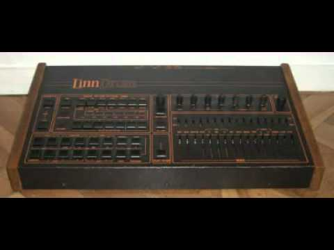 Linndrum with Linn LM-1 EPROMs (except for the Ride)