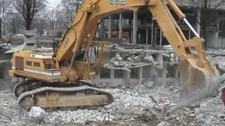 "EARTHMOVING, DEMOLITION - Trailer Videoreihe ""Bagger in Aktion"", Folge 31"