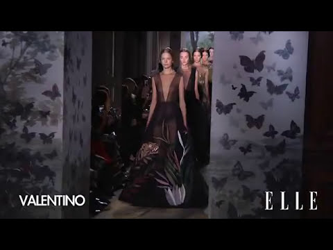 Valentino. París alta costura primavera 2014