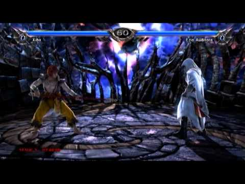 Soul Calibur V Xiba No Losses Arcade Extreme