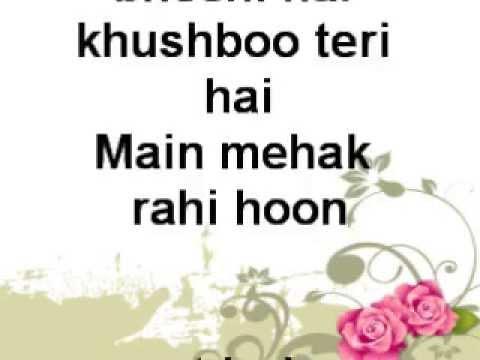 Jheeni hai bheeni hai khushboo teri hai
