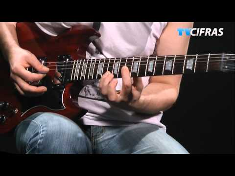 System of a Down - Toxicity - Aula de guitarra - TV Cifras