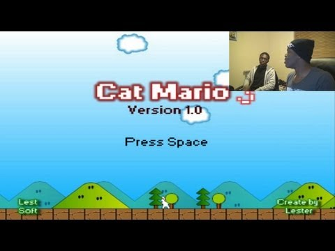 KSIOlajidebt Plays | Cat Mario 3 #1