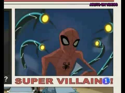 El espectacular hombre araña opening en español