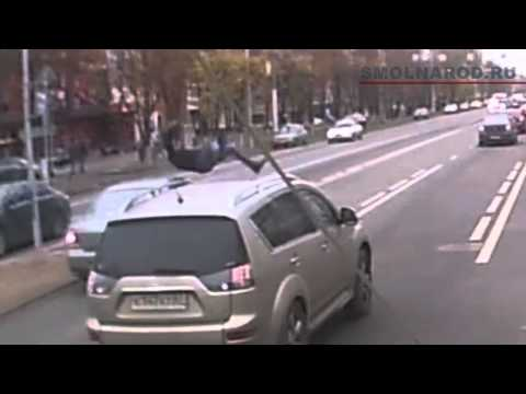 ДТП на Кирова в Смоленске