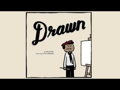 De La Soul Drawn ft. Little Dragon music videos 2016
