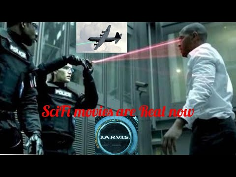 SciFi movies to real life technology 😳😎