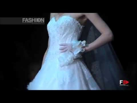 """NICOLE"" Bridal Spring 2014 Collection by Fashion Channel"