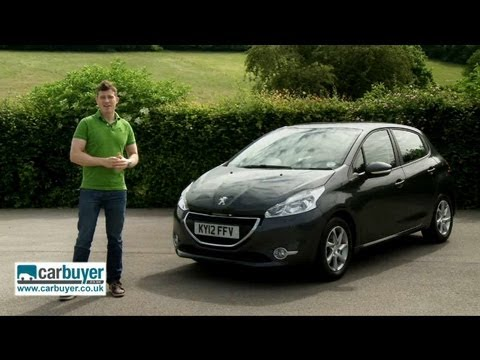Peugeot 208 review - CarBuyer