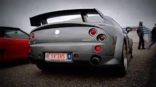 MG XPower SV-R Exhaust Sound