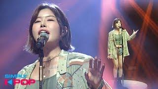 [Simply K-Pop] J-NIQ(제이닉) _ Loveache(사랑, 두통이 나) (Jazz hop ver.) _ Ep.375 _ 081619
